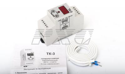Терморегулятор ТК-3 фото3