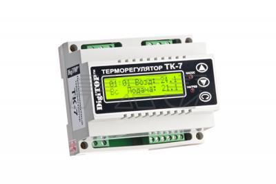 Фото терморегулятора ТК-7