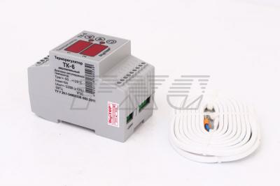Терморегулятор ТК-6 фото2