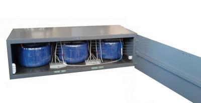 Трансформатор трехфазный силовой 380В-127В 45кВА фото 1