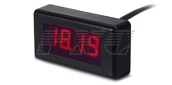 Цифровой индикатор уровня топлива фото1