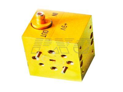 Усилитель СВЧ транзисторный мощности широкополосный диапазона 86 – 100 ГГц
