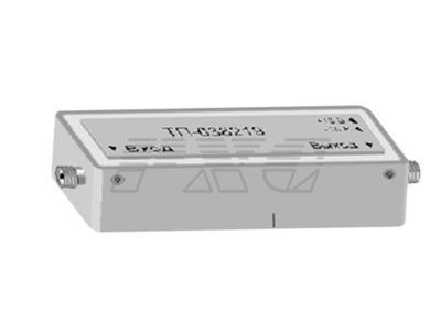 Усилитель СВЧ транзисторный сверхширокополосный ТП-038219