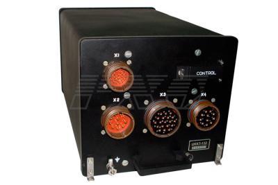 Фото устройства коммутации и контроля токов UKKT-132