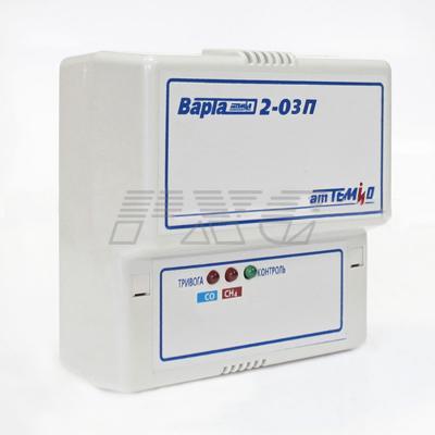 Сигнализатор газа  «ВАРТА 2-03П»  на метан илиокись углерода фото 1