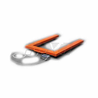 Весы электронные паллетные обычного исполнения фото 1
