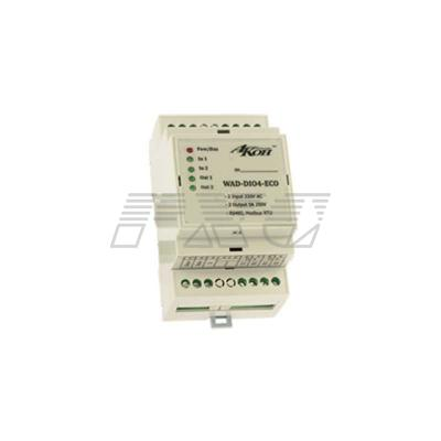 Модуль дискретного вывода WAD-DIO4-ECO-4R фото 1
