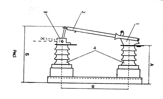 Схема предохранителя ПСН-35